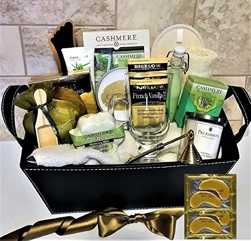 Spa Indulgence by Goldspan Gift Baskets