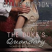 The Duke's Quandary | Callie Hutton