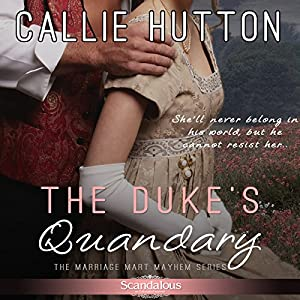 The Duke's Quandary Hörbuch