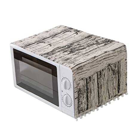 BESTONZON Cubierta antipolvo para horno de microondas ...