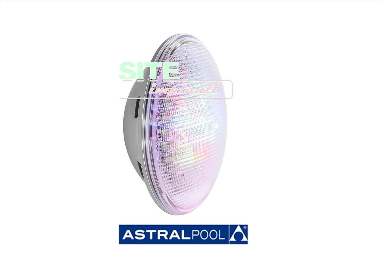 Lámpara LED RGB Astral Pool Lumiplus 1.1127W Par 56