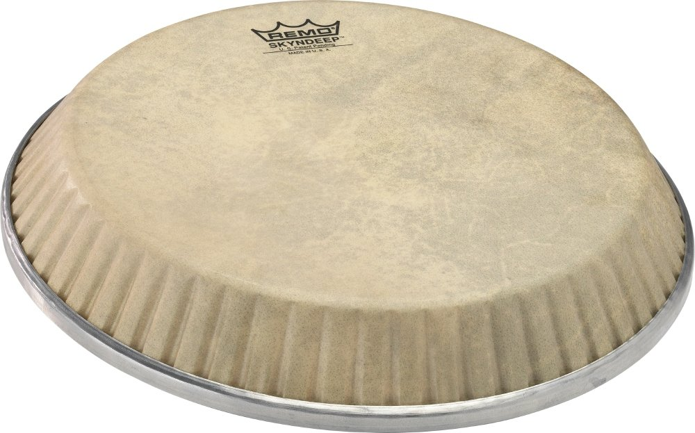 Remo Symmetry Skyndeep Conga Drumhead - Calfskin Graphic, 11.06''