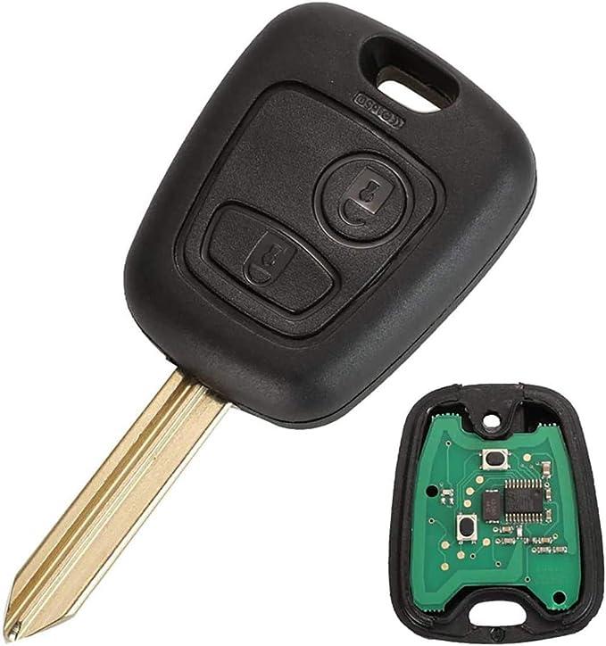 Proplip Remote Control Key For Citroen Saxo Xsara Elektronik