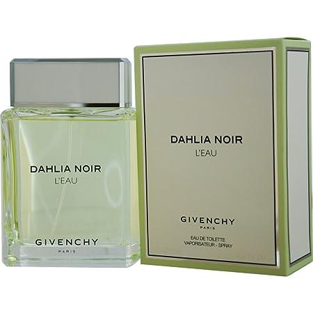 Givenchy Eau de Toilette Spray, Dahlia Noir L eau, 4.2 Ounce