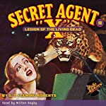Secret Agent X #18: Legion of the Living Dead | Paul Chadwick