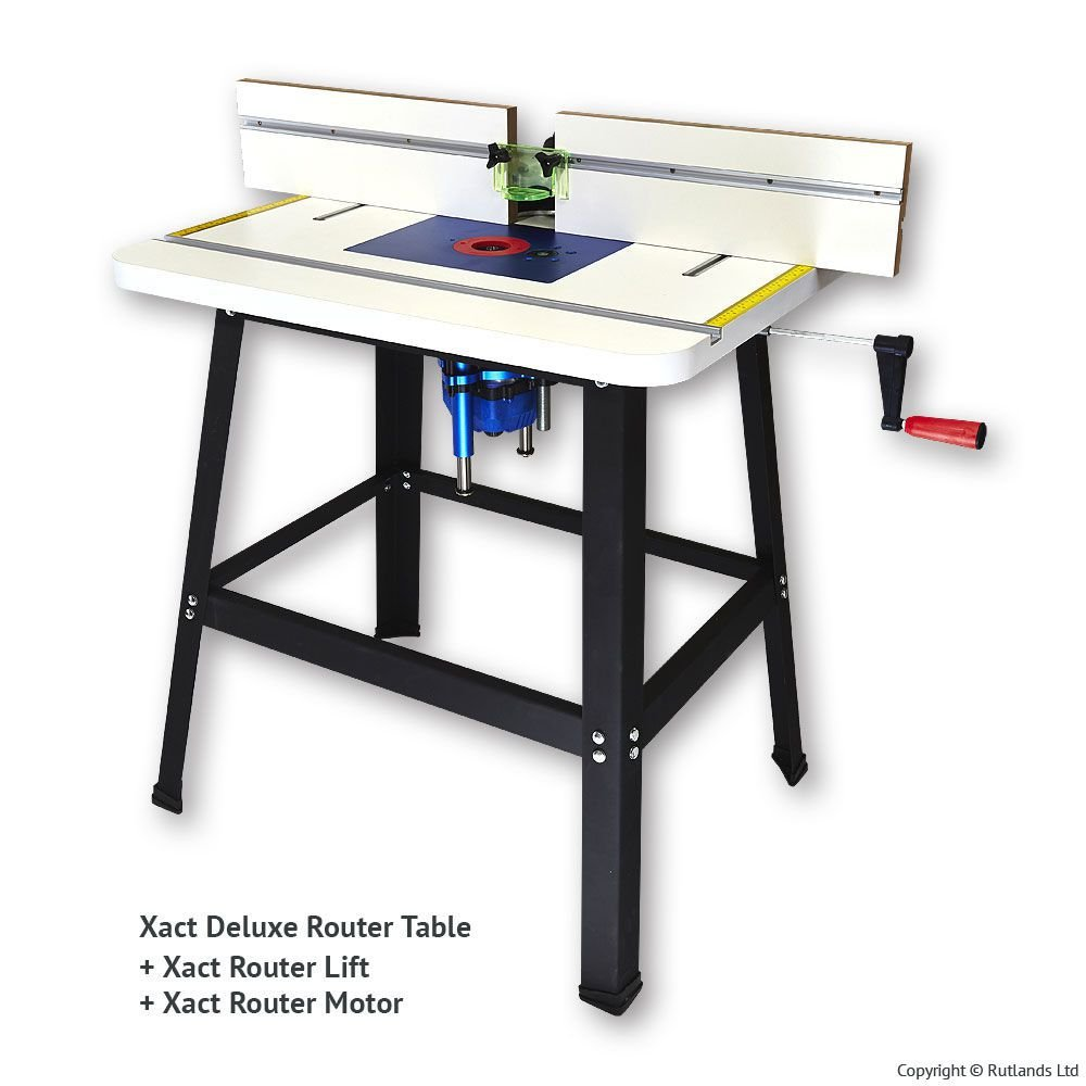 Xact deluxe router table amazon diy tools greentooth Gallery