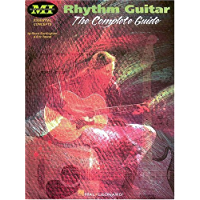 Rhythm Guitar: The Complete Guide book cover