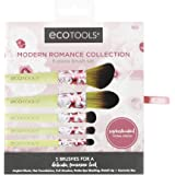 Ecotools Cruelty Free and Eco Friendly Modern Romance Collection, 4th Edition of Our Collector's Brush Set, Exclusive Design, Made with Recycled and Sustainable Materials
