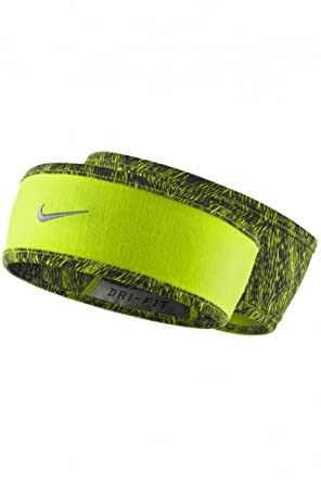 Nike Run Women s Cold Weather Reversible Headband - HO14  Amazon.co ... a987ea20b54