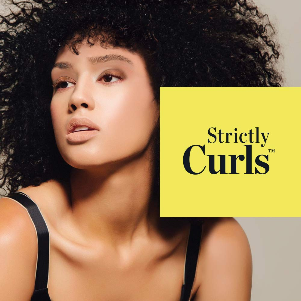 Marc Anthony Strictly Curls Envy Perfect Curl Cream, Yellow, 6 Ounce : Curl Enhancers : Beauty
