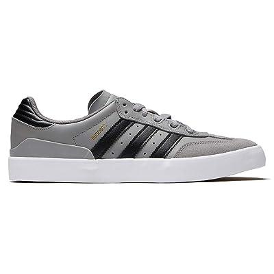 Amazon.com | adidas Busenitz Vulc RX Skate Shoes Heather Grey/Black/White Mens Sz 11.5 | Fashion Sneakers