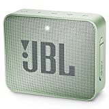 JBLJBLGO2GMT Go 2 Portable Bluetooth, Mint, 4.3 x 4.5 x 1.5