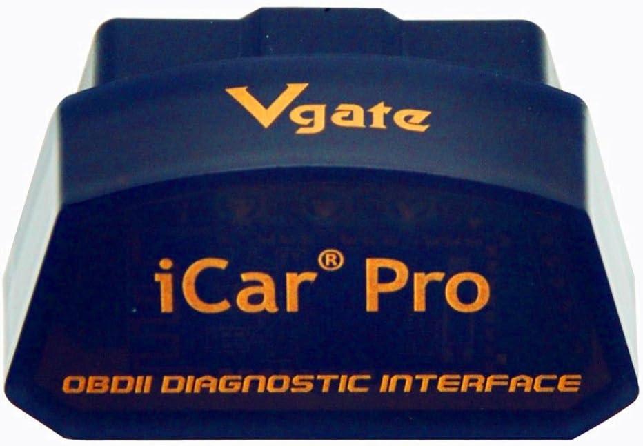 Vgate iCar Pro WiFi OBD2 Scanner Scan Tool OBDII Code de loutil de diagnostic lumi/ère de moteur de contr/ôle derreur Reader pour iOS iPhone iPad Android compatible ELM327 Adaptateur