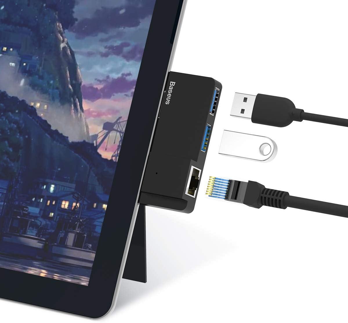 Port Designs Cable de Seguridad Combinado para Microsoft Surface