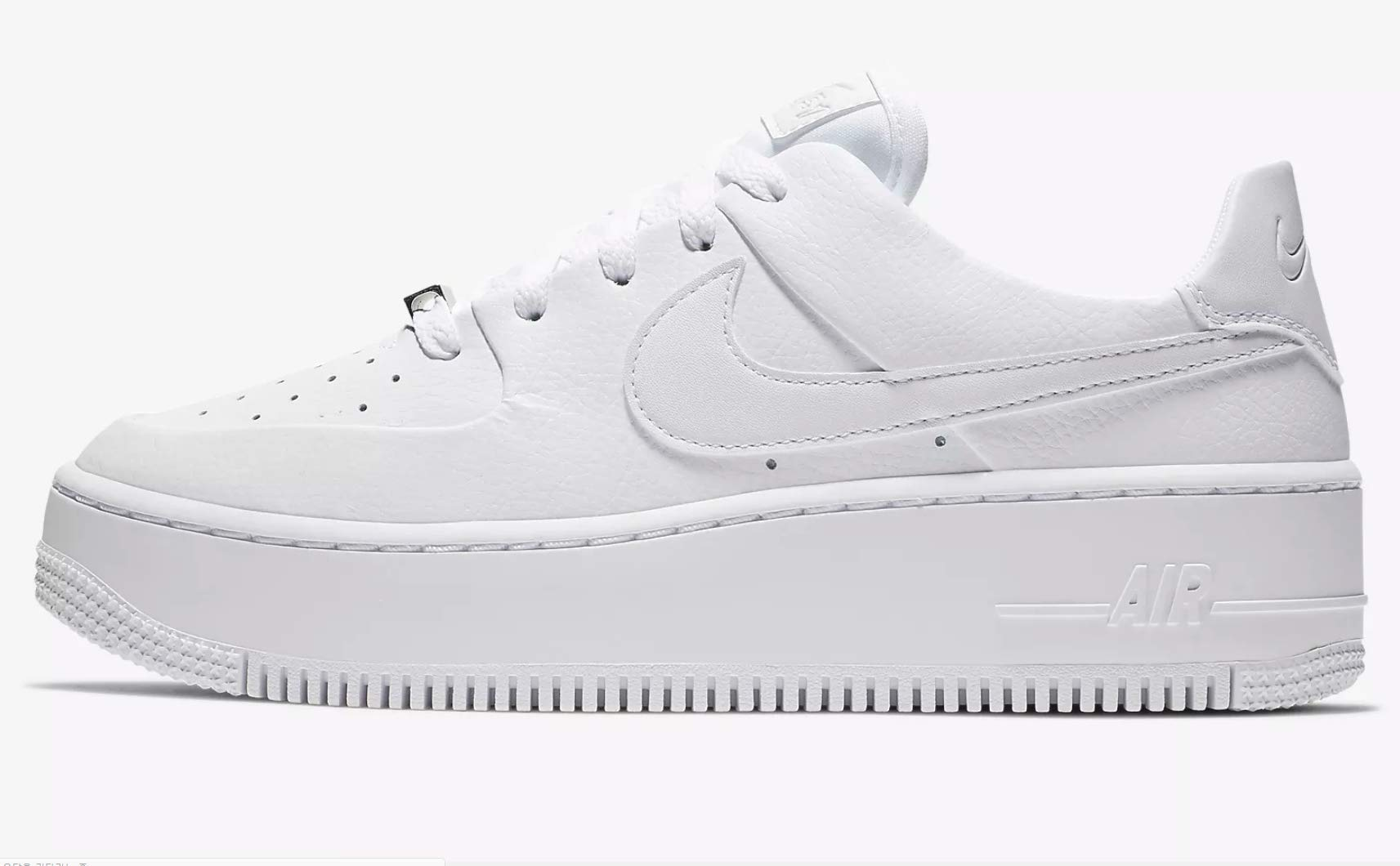 Wmns Air Force 1 Sage low white