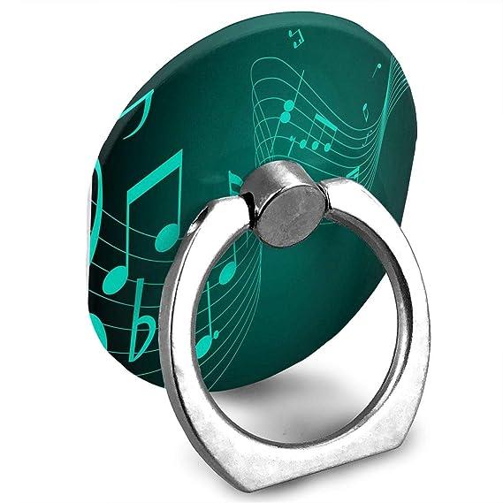 Amazon Ring Holder Music Symbols Green Ring Phone Holder