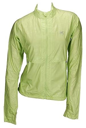 ASICS running fitness chaqueta de deporte para mujer: Amazon ...