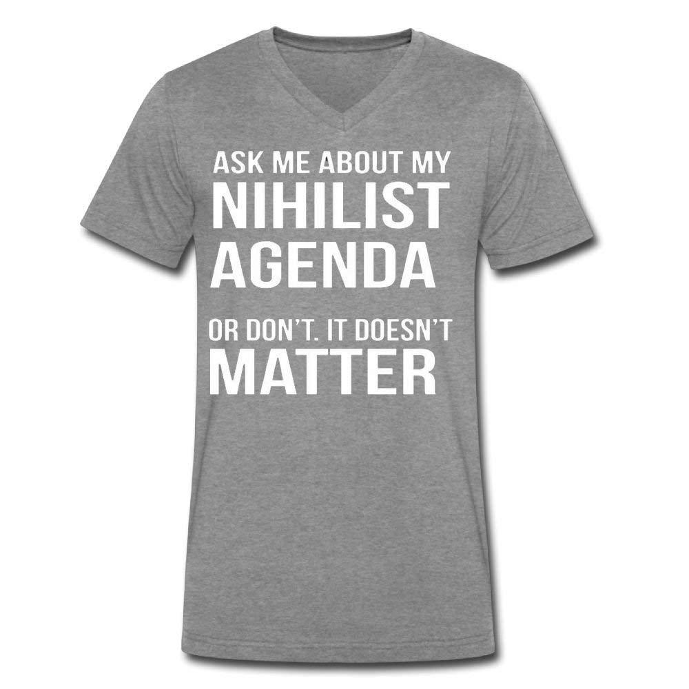 Amazon.com: Dealbert Men Ask Me About My Nihilist Agenda It ...