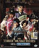 The Three Musketeers (3-DVD Set,Series, English Sub, All Region DVD)