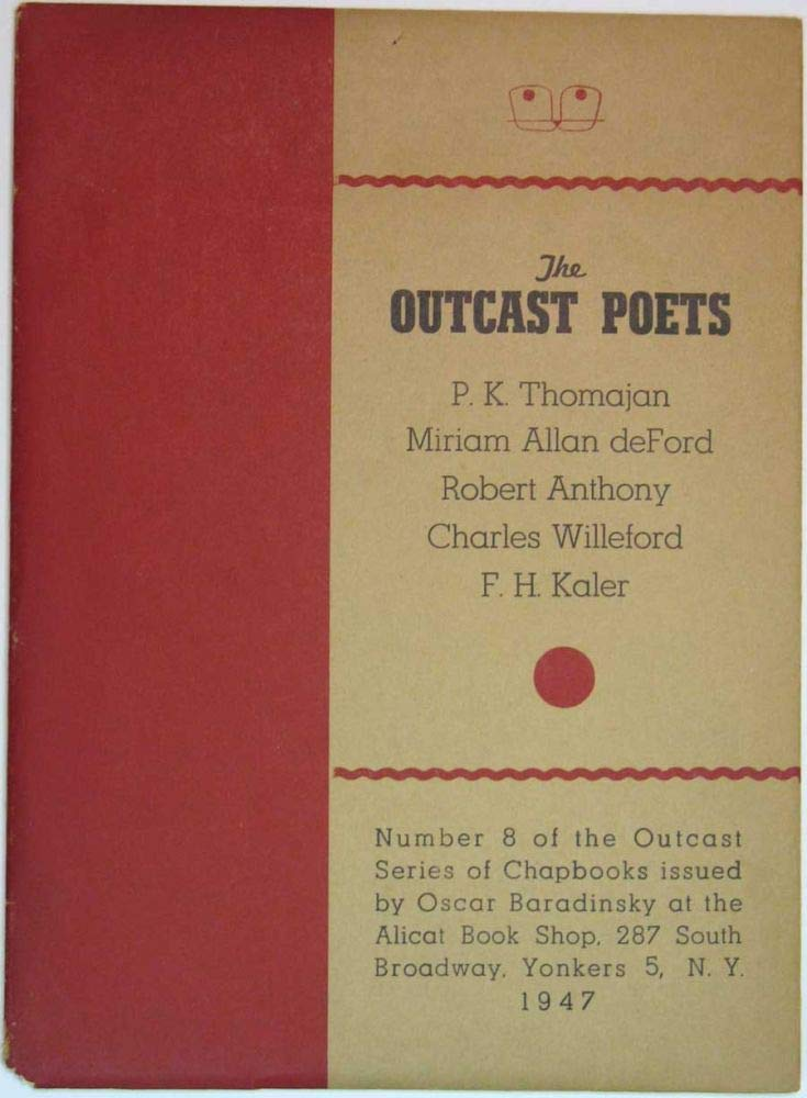 the outcast poets willeford charles et al amazon com books the outcast poets willeford charles