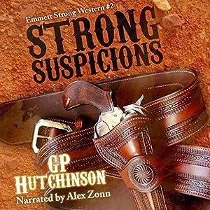 Strong Suspicions Audiobook