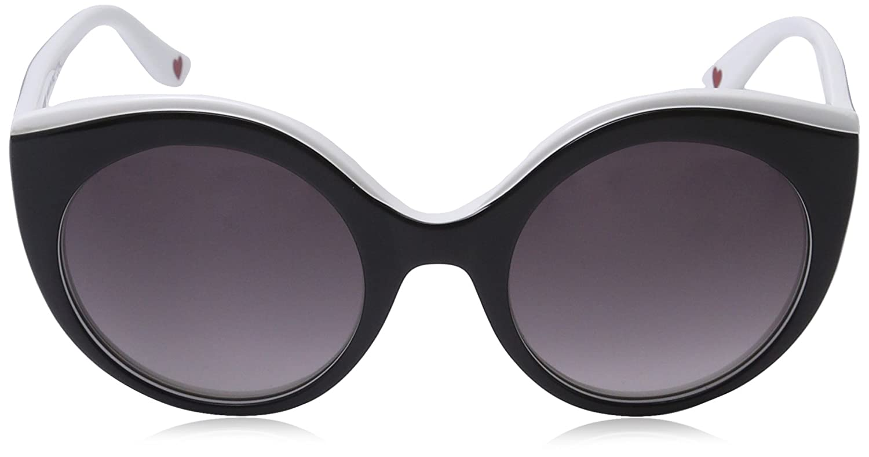ef57e53739 Moschino Women s MO761S Cateye Sunglasses  Amazon.co.uk  Clothing