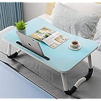 Mesa ajustable para computadora portátil, mesa de computadora portátil, mesa de cama, mesa para sofá y sofá, bandeja de…