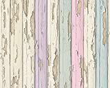 A.S. Creation 95883-2 10.05 x 0.53 m Wood Effect Wallpaper - Multi-Colour by A.S. Creation