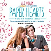 Paper Hearts: Heartbreak Chronicles, Book 2 | Ali Novak