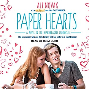 Paper Hearts Audiobook