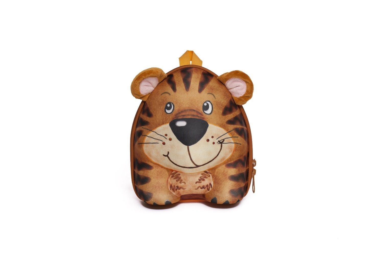 ドイツ ベビー キッズ バッグ 専門ブランド オーキードッグ(Okiedog) 3D 子供用リュックサック(バックパック) タイガー backpack tiger 虎 EVA素材 B00B1LUJAI