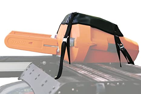 Amazon com: Chain Saw Roof Rack Tie Down/Hold Down | Made In