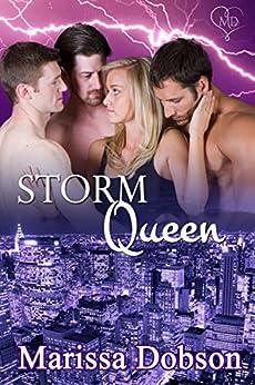 Storm Queen (Stormkin Book 1) by [Dobson, Marissa]