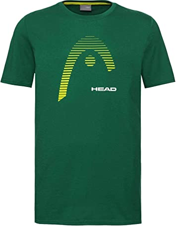 Head Camiseta Club Carl Verde: Amazon.es: Deportes y aire libre