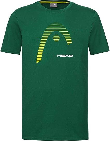Head Camiseta Club Carl Verde: Amazon.es: Deportes y aire libre