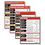 ComplyRight WR1150 Lifesaving Poster Set (4) SP