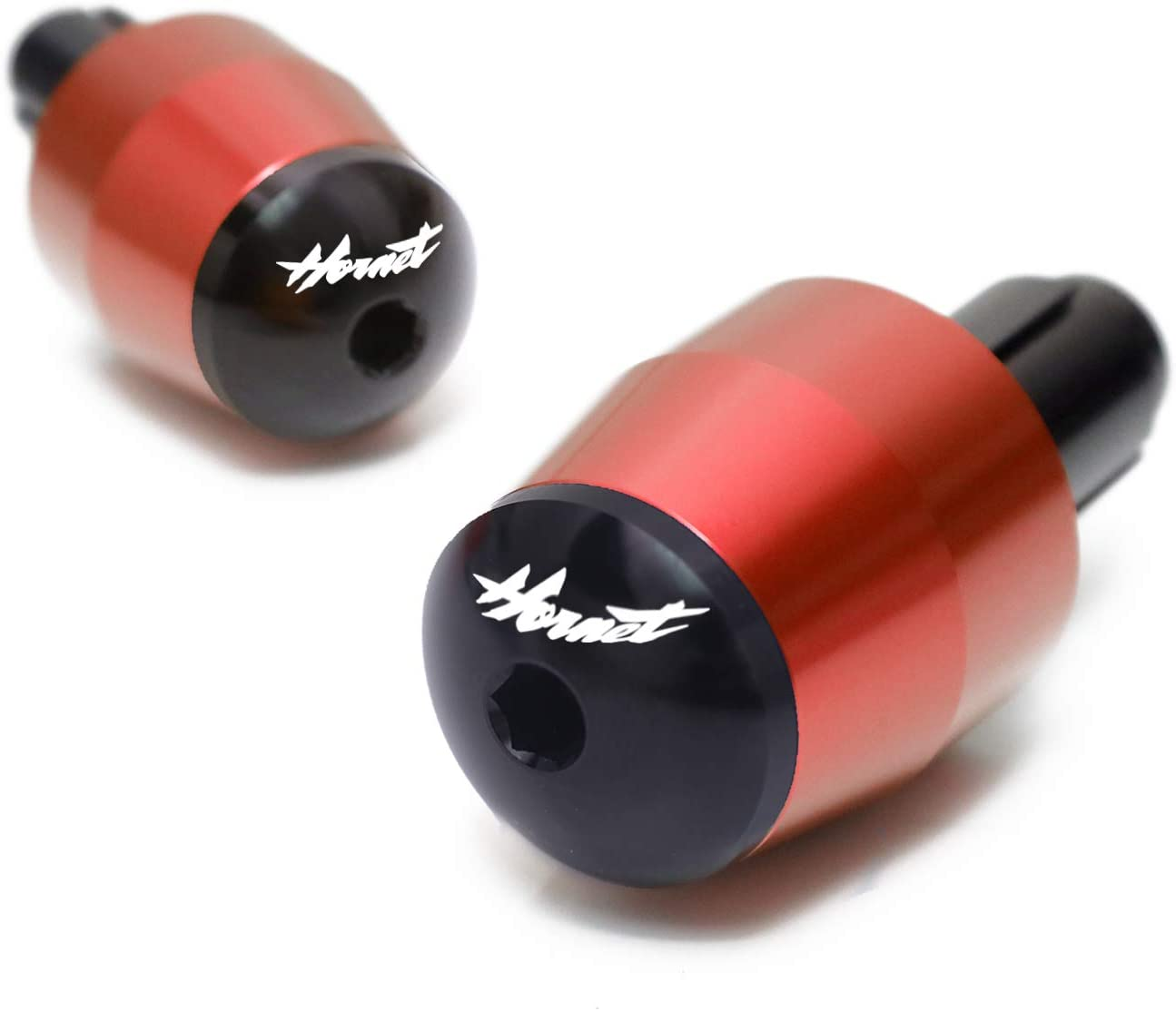 MC MOTOPARTS Black Billet CNC Handle bars LIM Bar Ends For Honda CBR600RR 03-17 15 CBR1000RR 04-18 16 17 CBR600F 11-14
