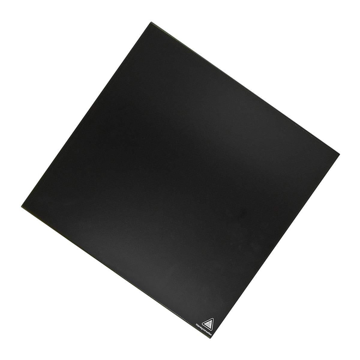 Wisamic Cama de vidrio para impresoras 3D - 235 * 235 * 3mm Cama ...