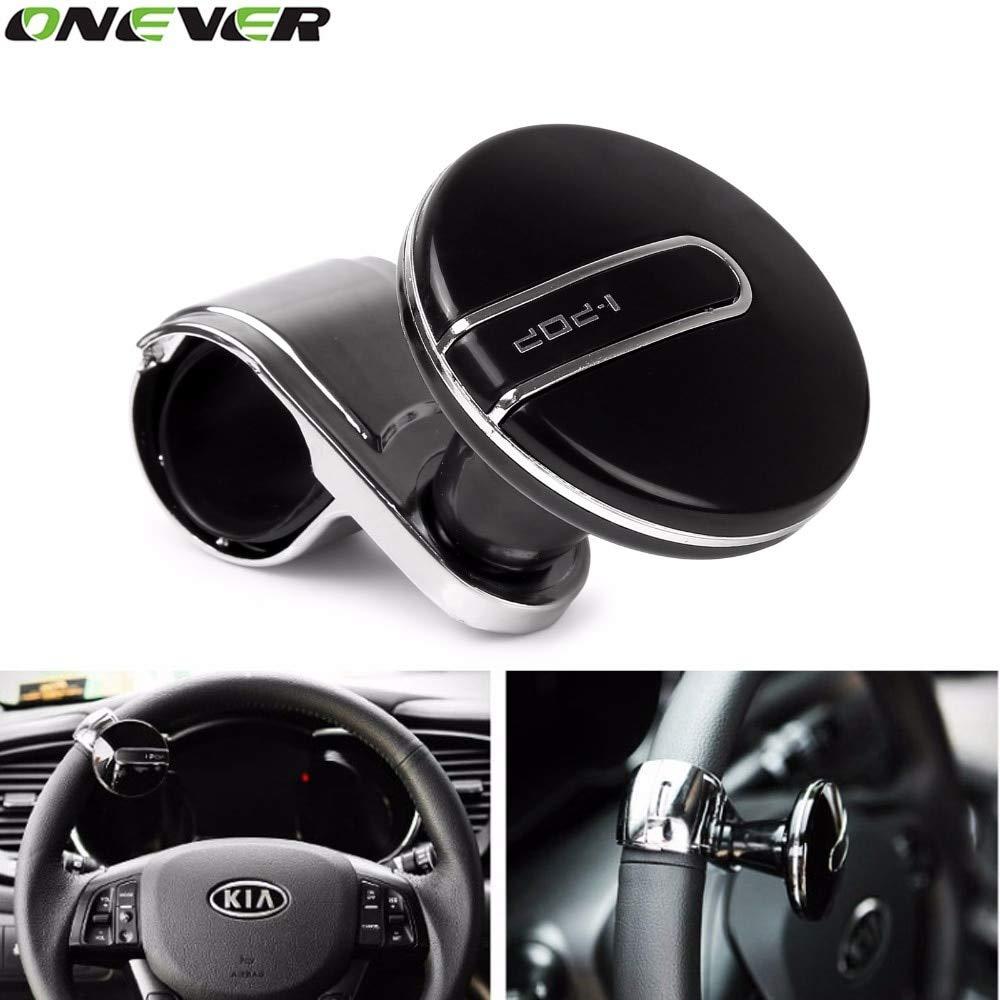 Car Steering Wheel Spinner Knob Power Handle Ball Hand Control Ball Booster Wheel Strengthener Auto Spinner Knob Ball,Silver