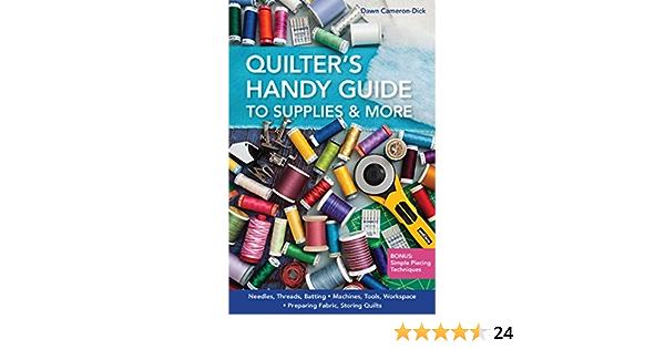 Quilter/'s Rule Machine Quilting Tools-Applique Guide MQTCKAG