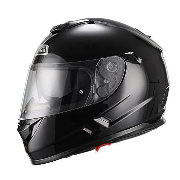 NZI Casco de moto integral Symbio negro M