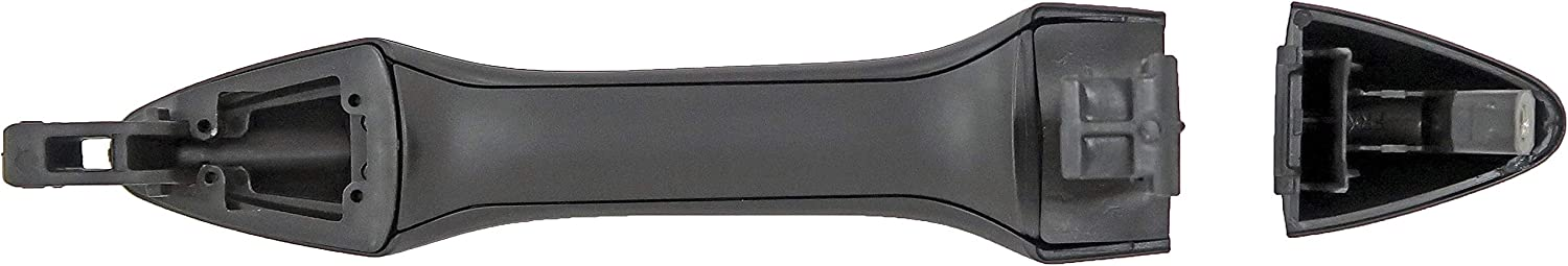 Black Dorman 96619 Front Passenger Side Exterior Door Handle for Select Hyundai Models