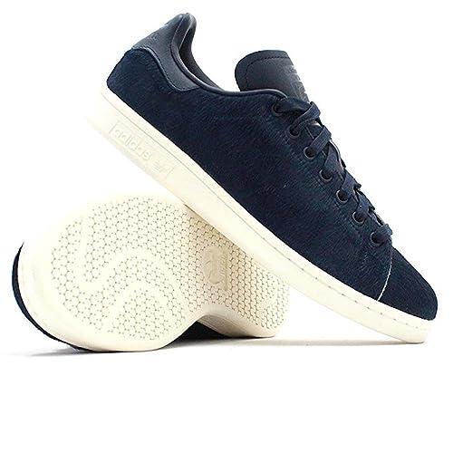 competitive price 6f6eb 9b2a1 Adidas Stan Smith - Zapatilla Alta Hombre  Amazon.es  Zapatos y complementos
