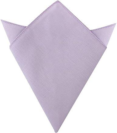 AUSCUFFLINKS Sonrojo pañuelo de bolsillo de lino de algodón cuadrado púrpura   pañuelo de boda para padrinos de boda (bolsillo cuadrado, rubor púrpura) para hombres: Amazon.es: Ropa y accesorios