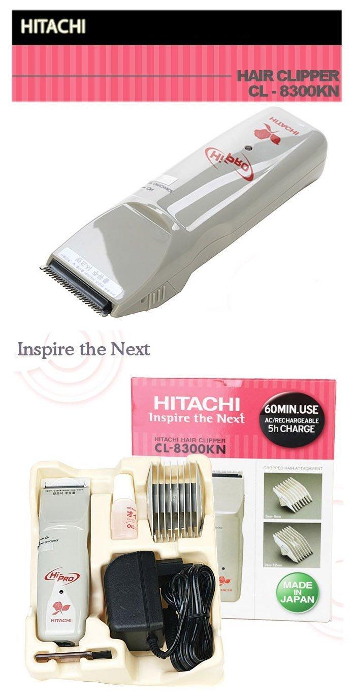 Amazon.com: Hitachi cl8300kn Hair Clipper & Trimmer AC220 V ...