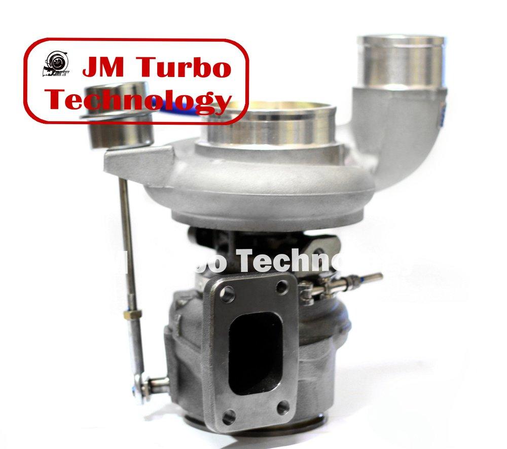Turbocharger for CUMMINS Dodge Ram 2500/3500 Diesel Turbo 5.9L HY35W 2003-2004 JM Turbo Technology Corp. JM-D-12