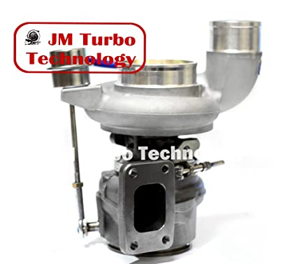 Dodge Ram 5.9 2500 3500 Turbo Diesel Hy35w 5.9L Turbocharger 3599811 New