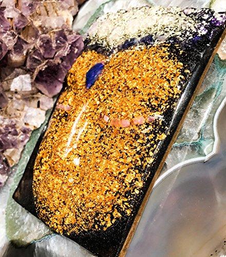 Orgonite Buddha / 24K Gold Orgone by Violet Flame Orgone (Image #5)