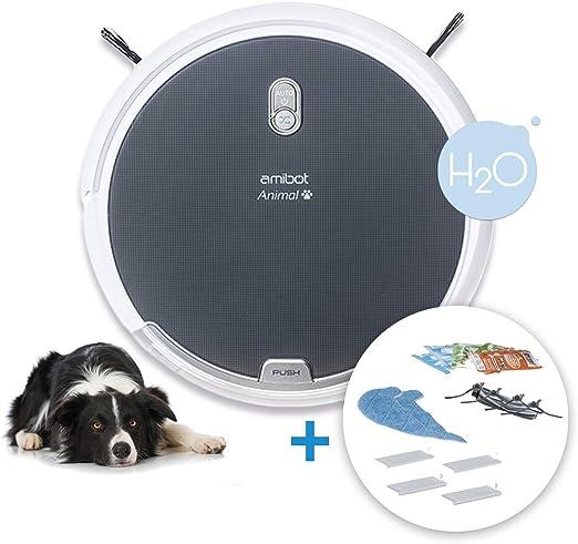 Amibot Animal Comfort H2O – Robots aspiradora: Amazon.es: Hogar
