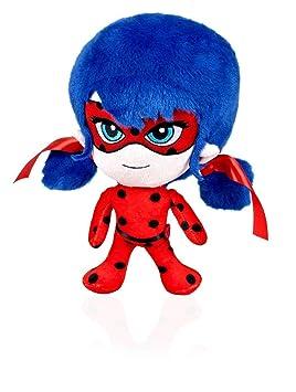 Miraculous Ladybug Ladybug Plush, 3 Personajes Diferentes ...